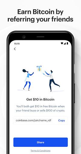 Coinbase – Buy & Trade Bitcoin, Ethereum & more  screenshots 6