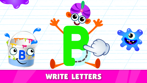 Bini Super ABC! Preschool Learning Games for Kids!  screenshots 19