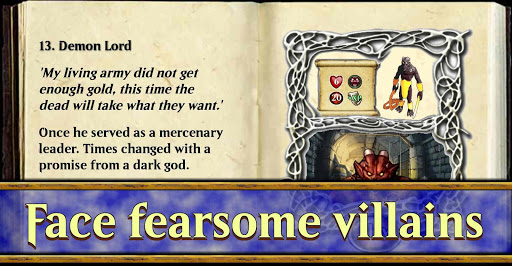 Immortal Fantasy: Cards RPG 12.3 screenshots 2