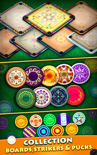 World Of Carrom : 3D Board Game android2mod screenshots 6