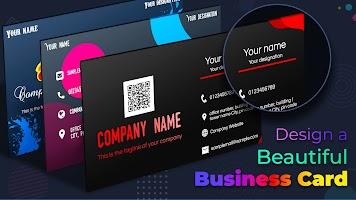 Virtual Business Cards : Design Digital Cards