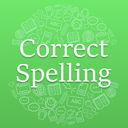 Correct spelling: English learning app