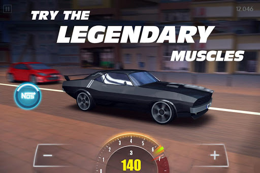 Drag Racing: Duel & Street Race  screenshots 3