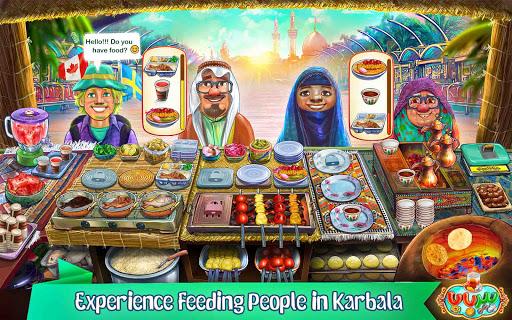 Pirbaba: An Arabian Iranian Cooking Game | u067eu06ccu0631u0628u0627u0628u0627 screenshots 4