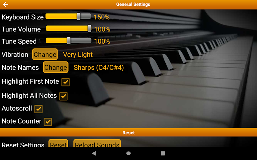 Piano Melody apktram screenshots 19