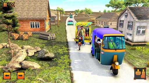 Tuk Tuk City Driving 3D Simulator 1.15 screenshots 2