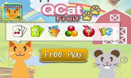 QCat Games : fruit ( free ) 2.5.1 screenshots 1