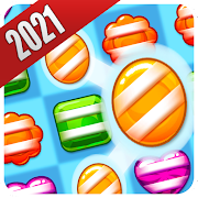 Candy Smash New Game 2021- Games 2021