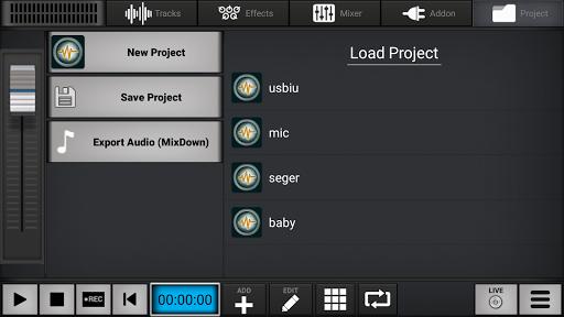 Audio Elements Demo 1.6.3 Screenshots 7