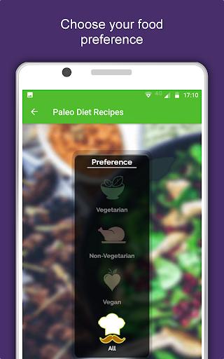 110+ Paleo Diet Plan Recipes: Healthy, Weight Loss 1.0.11 screenshots 9