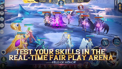 Saint Seiya : Awakening  screenshots 3