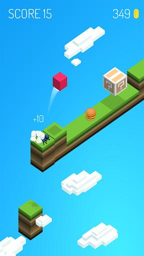 Burger Jump Journey 1.0.1 screenshots 2