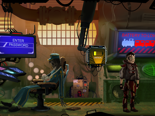 Adventure Reborn: story game point and click 1.33 screenshots 20