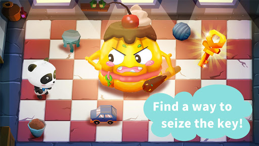 Labyrinth Town - FREE for kids 8.48.00.01 screenshots 2
