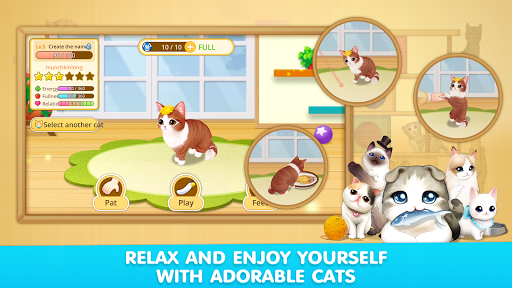 LINE Cat Cafu00e9 1.0.19 screenshots 2