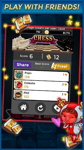 Big Time Chess - Make Money Free  Screenshots 5