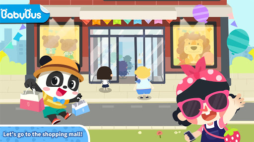 Little Panda's Shopping Mall apktreat screenshots 1