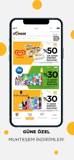 Gu00f6nder: Yeni Nesil Market apktram screenshots 4