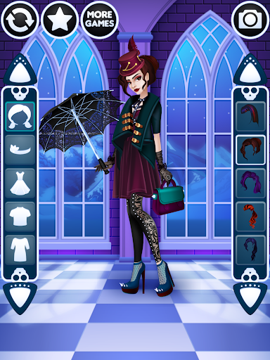 Gothic Dress Up 1.2.3 screenshots 6