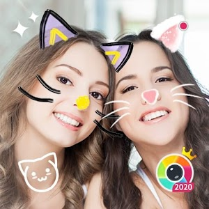 Sweet Snap CameraLive Face Camera Photo Filters 4.14.100668 by Sweet Snap Studio logo