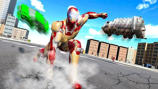 Iron Superhero War: Iron Robot Rescue Mission 2020  screenshots 11