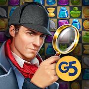 Sherlock: Mystery Hidden Objects & Match-3 Cases