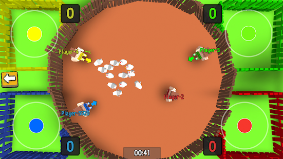 Cubic 2 3 4 Player Games Screenshot