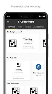 NYTimes – Crossword 2