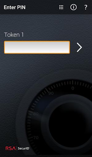 RSA SecurID Software Token 2.7.1 Screenshots 1