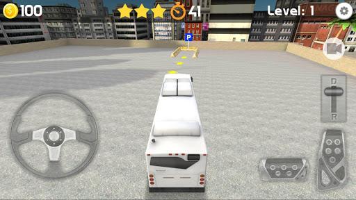 Bus Parking 3D screenshots 7