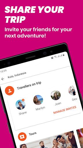 Hostelworld: Hostels & Backpacking Travel App android2mod screenshots 2