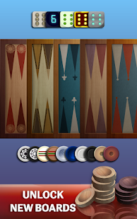 Backgammon - Offline Free Board Games 1.0.1 Screenshots 12