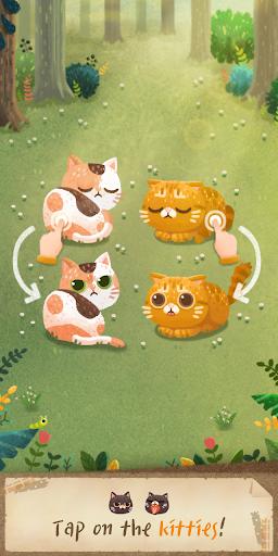 Secret Cat Forest Apkfinish screenshots 4