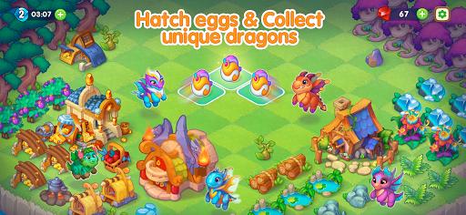 Dragon Magic - Merge Everything in Magical Games 1.2.0 screenshots 3