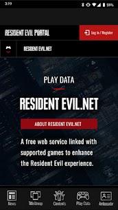 Resident Evil Portal 3