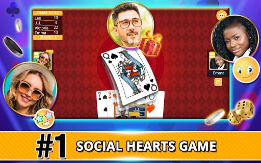 VIP Games: Hearts, Rummy, Yatzy, Dominoes, Crazy 8 3.7.5.88 screenshots 18