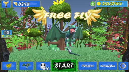 Free Fly 2.01 screenshots 1