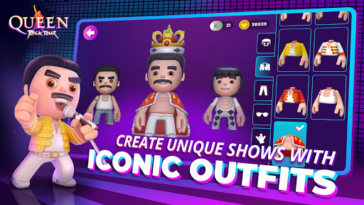 Queen: Rock Tour - The Official Rhythm Game 1.1.2 screenshots 5