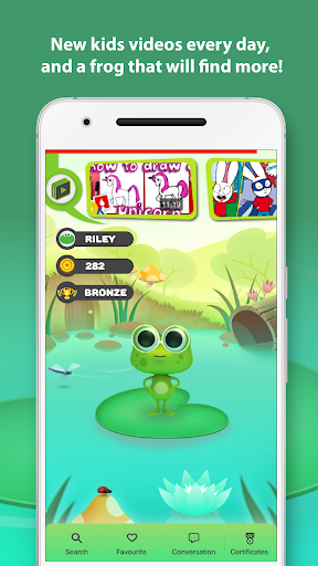 KinderMate Kids Videos 2.2.51 Screenshots 1