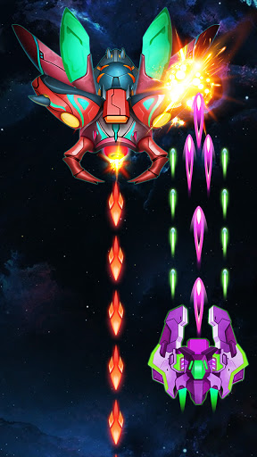 Galaxy Invaders: Alien Shooter -Free Shooting Game apkpoly screenshots 6