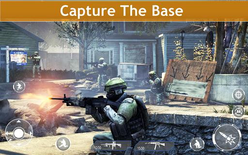 Real Commando Shooting: Secret mission - FPS Games 1.5 screenshots 5