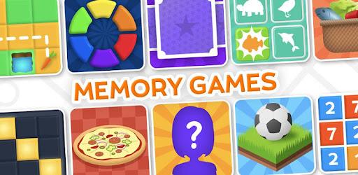 Screenshot of Train Your Brain Memory Games