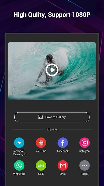 VideoShow Pro - Video Editor, music, no watermark poster 5