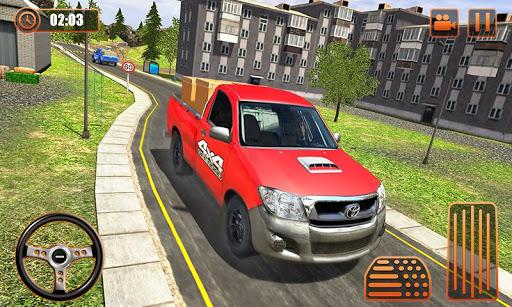 Offroad Pickup Truck Cargo Duty 2.0 Screenshots 3