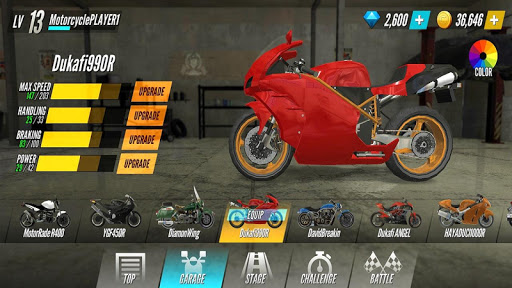 Motorcycle Racing Champion 1.1.2 screenshots 7