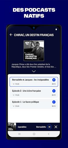 BFMTV - Actualitu00e9s France et monde & alertes info 7.2.0 Screenshots 6