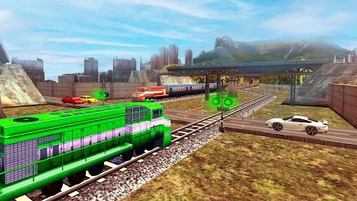 City Train Simulator 2021 New u2013 Offline Train Game 2 screenshots 6