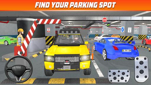 Multi Storey Car Parking Games: Car Games 2020 apkpoly screenshots 2
