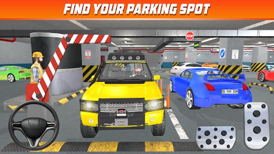 Multi Storey Car Parking Games: Car Games 2020 2