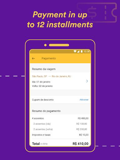 ClickBus - Bus Tickets 3.16.1 Screenshots 12